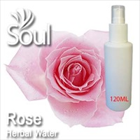Herbal Water Rose - 120ml