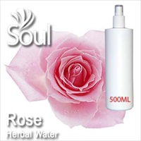 Herbal Water Rose - 500ml