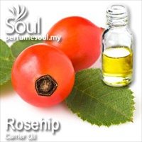Virgin Carrier Oil Rosehip - 100ml