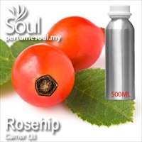 Virgin Carrier Oil Rosehip - 500ml