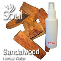 Herbal Water Sandalwood - 120ml