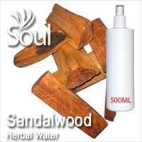 Herbal Water Sandalwood - 500ml