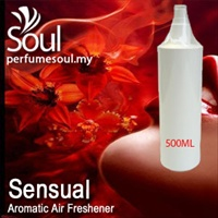 Aromatic Air Freshener Sensual - 500ml