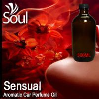 Sensual Aromatic Car Perfume Oil - 500ml