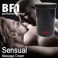 Massage Cream Sensual - 1000g
