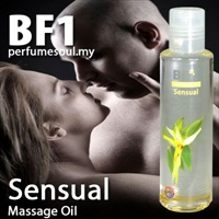 Massage Oil Sensual - 200ml