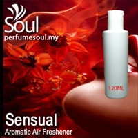 Aromatic Air Freshener Sensual - 120ml