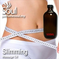 Massage Oil Slimming - 500ml