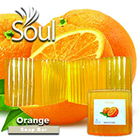 Aroma Soap Bar Orange - 100g