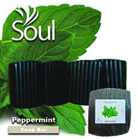 Aroma Soap Bar Peppermint - 500g