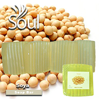 Base Soap Bar Soya - 1kg