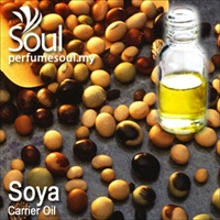 Virgin Carrier Oil Soya - 100ml
