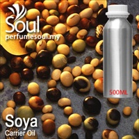 Virgin Carrier Oil Soya - 500ml