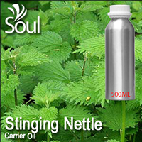 Virgin Carrier Oil Stinging Nettle - 500ml