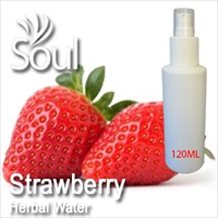 Herbal Water Strawberry - 120ml