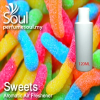 Aromatic Air Freshener Sweets - 120ml