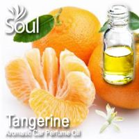 Tangerine Aromatic Car Perfume Oil - 50ml