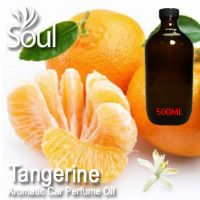 Tangerine Aromatic Car Perfume Oil - 500ml