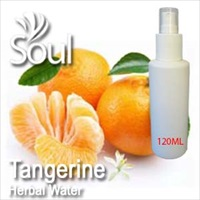Herbal Water Tangerine - 120ml