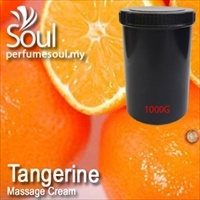Massage Cream Tangerine - 1000g