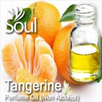 Perfume Oil (Non Alcohol) Tangerine - 50ml