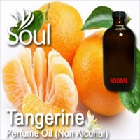 Perfume Oil (Non Alcohol) Tangerine - 500ml