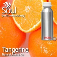 Natural Aroma Oil Tangerine - 500ml