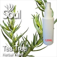 Herbal Water Tea Tree - 120ml