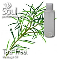 Massage Oil Tea Tree - 200ml