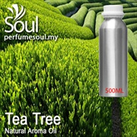 Natural Aroma Oil Tea Tree - 500ml