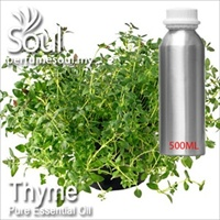 Pure Essential Oil Thyme (Common Thyme) - 500ml