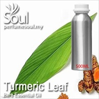 Pure Essential Oil Turmeric Leaf - 500ml