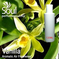 Aromatic Air Freshener Vanilla - 120ml