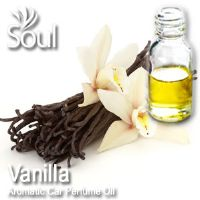 Vanilla Aromatic Car Perfume Oil - 50ml