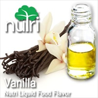 Food Flavor Vanilla - 10ml