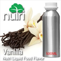 Food Flavor Vanilla - 500ml