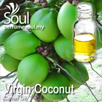 Virgin Carrier Oil Virgin Coconut - 100ml