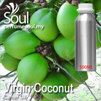 Virgin Carrier Oil Virgin Coconut - 500ml