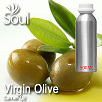Virgin Carrier Oil Virgin Olive - 500ml
