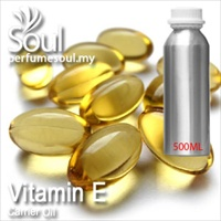 Virgin Carrier Oil Vitamin E - 500ml