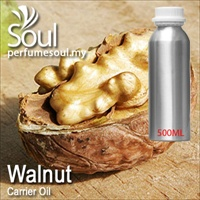 Virgin Carrier Oil Walnut - 500ml