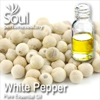 Pure Essential Oil Pepper - White Pepper - 10ml