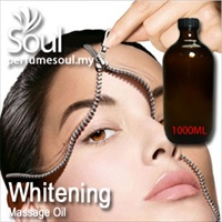 Massage Oil Whitening - 1000ml