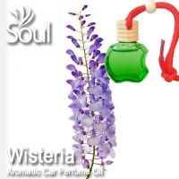 Wisteria Aromatic Car Perfume Oil - 8ml