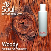 Aromatic Air Freshener Woody - 120ml