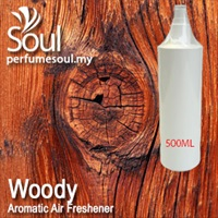 Aromatic Air Freshener Woody - 500ml