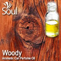 Woody Aromatic Car Perfume Oil - 50ml