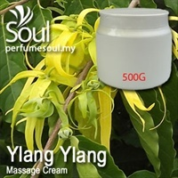 Massage Cream Ylang Ylang - 500g