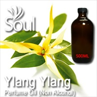 Perfume Oil (Non Alcohol) Ylang Ylang - 500ml