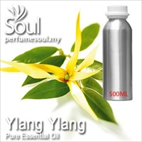 Pure Essential Oil Ylang Ylang - 500ml